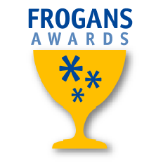 Frogans Awards